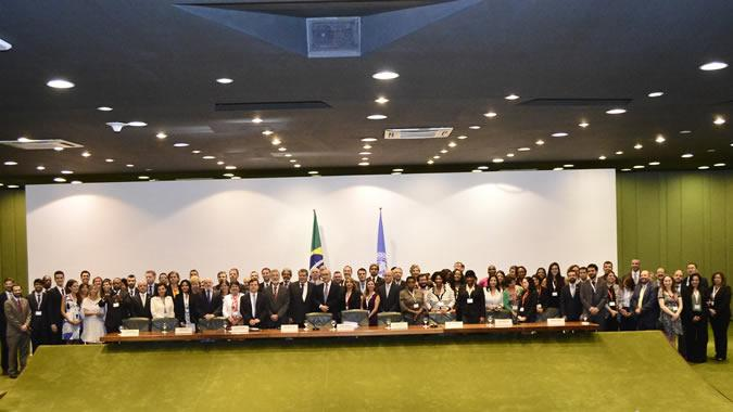 Principle 10 meeting in Brasilia