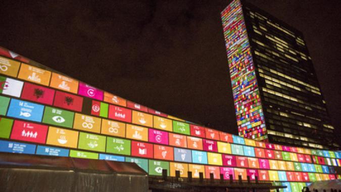 SDGs UNHQ