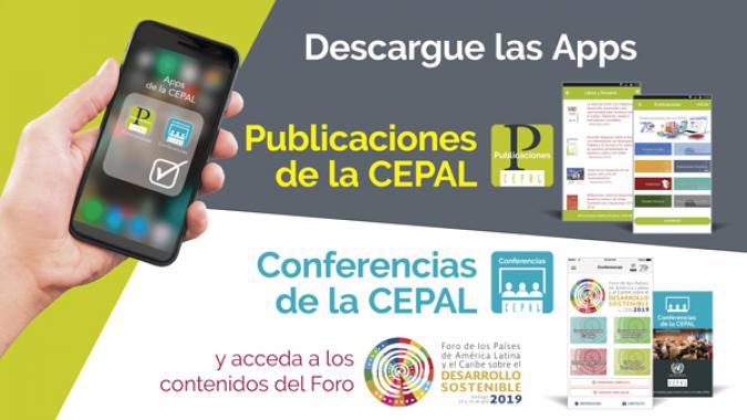 Apps Publicaciones de la CEPAL 2019