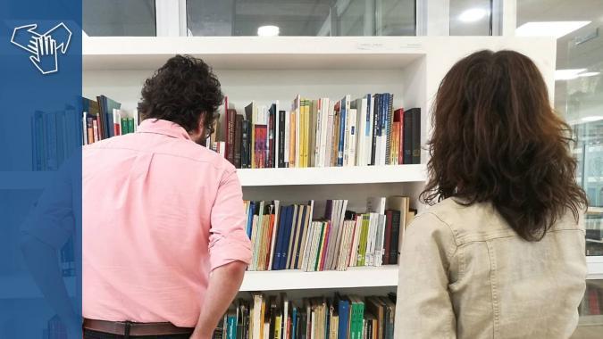 Asistencia a la investigación en la Biblioteca de la CEPAL