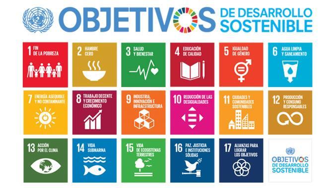 Objetivos de Desarrollo Sostenibles - ODS