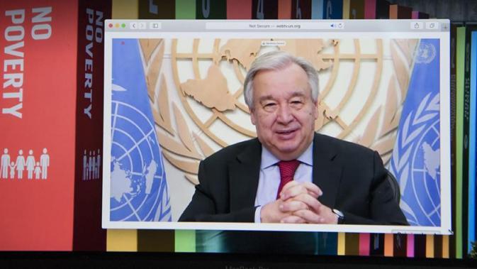 António Guterres, Secretario General de las Naciones Unidas