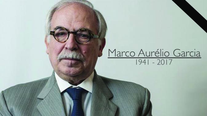 Marco Aurélio García.