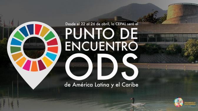 Banner campaña CEPAL punto de encuentro de los ODS