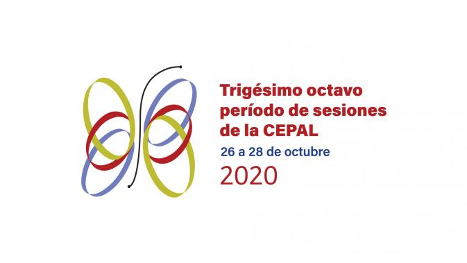 Logo 38 Período de Sesiones de la CEPAL