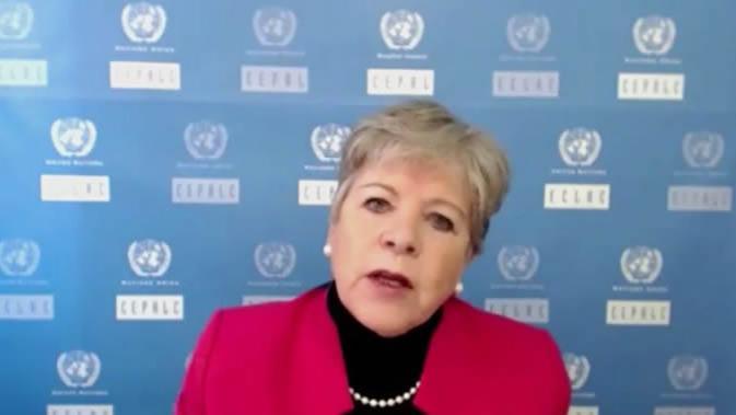 Alicia Bárcena, Secretaria Ejecutiva de la CEPAL