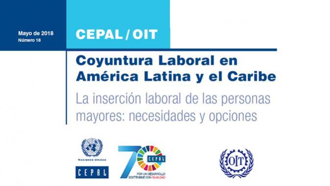 Banner CEPAL-OIT coyuntura laboral