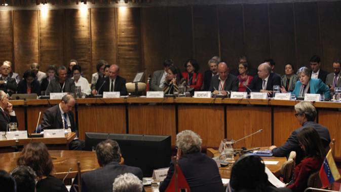 Sesión de clausura del Foro de los Países de ALC sobre el Desarrollo Sostenible 2019