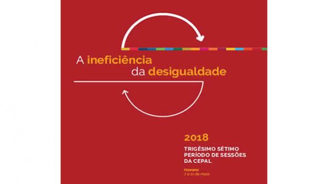 Portada documento A Ineficiencia da desigualdade PSES 37