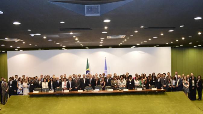 Reunión Principio 10 en Brasilia