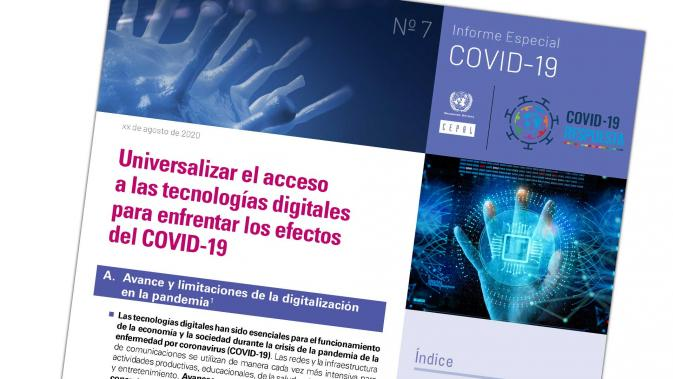 Portada Informe Especial COVID No. 7 ESP