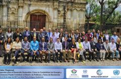Taller regional de contabilidad ambiental de América Latina y el Caribe