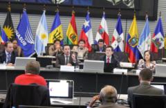 Foto de la Reunión Regional sobre Sistemas de Compras Públicas en América Latina y El Caribe