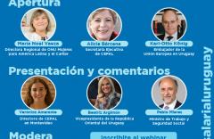 Lanzamiento del estudio Brechas de género en los ingresos laborales en Uruguay