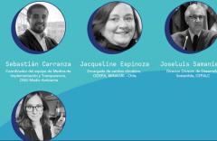 3er Webinar: Sinergias entre la Agenda 2030 y los Objetivos de Desarrollo Sostenible y la de CMNUCC