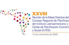 Logo MD XXVIII del CRP