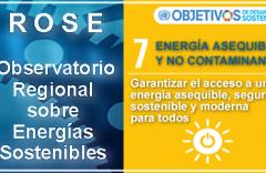 Observatorio Regional sobre Energías Sostenibles - ROSE