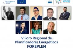 Quinto Foro Técnico Regional de Planificadores Energéticos
