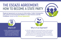 Escazú Agreement - How to become a State Party