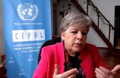 Alicia Bárcena, Secretaria Ejecutiva CEPAL