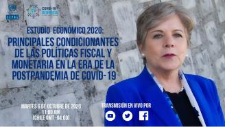 Launch of ECLAC's Economic Survey of Latin America and the Caribbean 2020