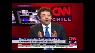 Entrevista a Luis Miguel Galindo en CNN Chile