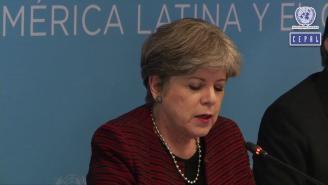 Lanzamiento informe Panorama Social de América Latina 2017