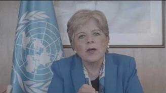 Mensaje de Alicia Bárcena en SDG Action Zone - UNGA 2020 (en inglés)