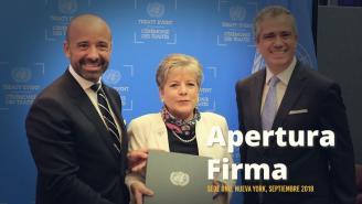Entrada en vigor del Acuerdo de Escazú (22 de abril de 2021)