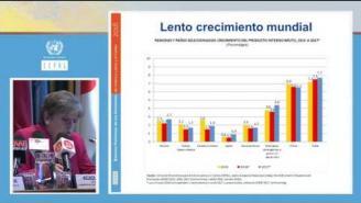 Conferencia de prensa: Balance Preliminar de las Economías de América Latina y el Caribe 2016