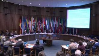 Conferencia de prensa - Informe de Inversión Extranjera Directa 2012