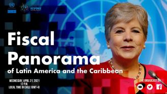 Presentation of the Fiscal Panorama of Latin America and the Caribbean 2021
