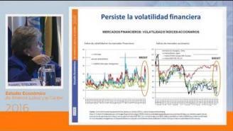 Conferencia de prensa: Estudio Económico de América Latina y el Caribe 2016