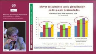 Conferencia de prensa: Panorama de la Inserción Internacional de América Latina y el Caribe 2016