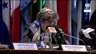 Presentación del Estudio Económico de América Latina y el Caribe 2014