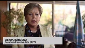 Pactos para la igualdad: mensaje de la Secretaria Ejecutiva de la CEPAL