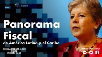 Presentación del Panorama Fiscal de América Latina y el Caribe 2021
