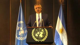 Palabras del Presidente de Argentina Alberto Fernández (conferencia en la CEPAL)
