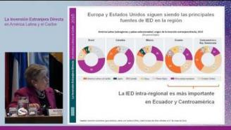 Conferencia de prensa: La Inversión Extranjera Directa en América Latina y el Caribe 2016
