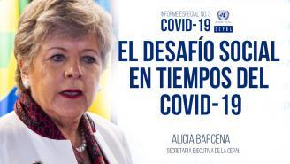 Lanzamiento Informe Especial COVID-19 N⁰ 3 de la CEPAL
