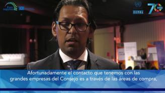 Encuentro SERCOTEC-CEPAL – Entrevista a Antonio Aguilar (México)