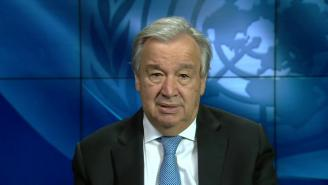 Message by UN Secretary-General. Policy brief impact of COVID-19 on Latin America and the Caribbean