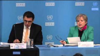 Presentación del  Panorama de la inserción internacional de América Latina y el Caribe 2015