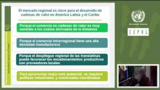 Lanzamiento del Panorama de la Inserción Internacional de América Latina y el Caribe 2014