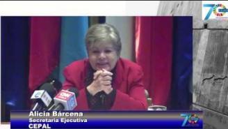 Informe La Inversión Extranjera Directa en ALC 2019 - conferencia de prensa