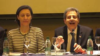 Presentación Giovanni Stumpo en conferencia AL-Invest