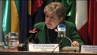 Conferencia de prensa - Panorama de la inserción internacional de América Latina y el Caribe