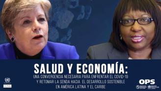 Salud y economía para enfrentar el COVID-19