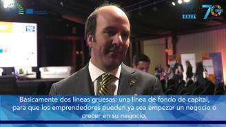 Encuentro SERCOTEC-CEPAL - Entrevista a Cristóbal Leturia (SERCOTEC)