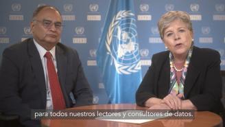 Presentación del Anuario Estadístico de América Latina y el Caribe 2020